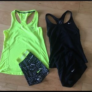 Nike workout bundle